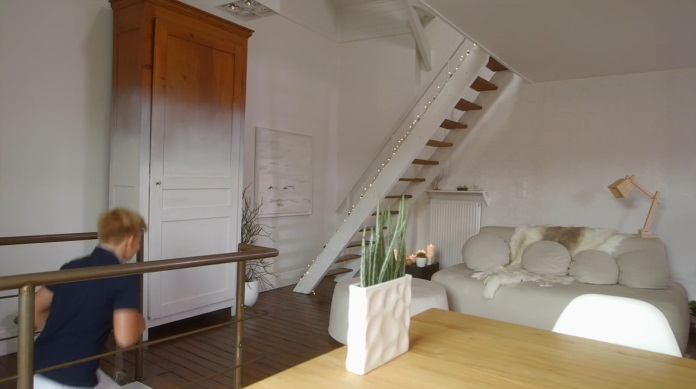Small White Yet Cozy Family Home 4