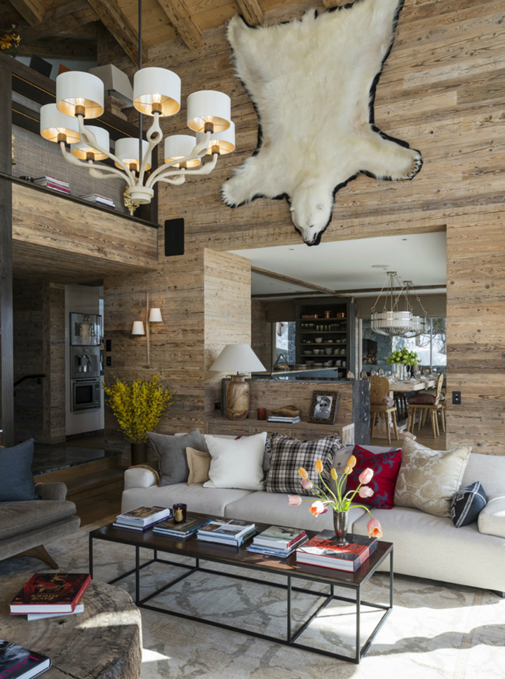 stylish contemporary chalet with attention to detail 4