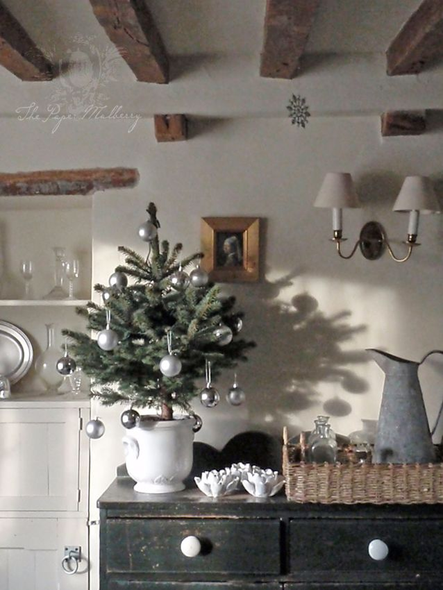 Christmas Home Decorating Trends country 11