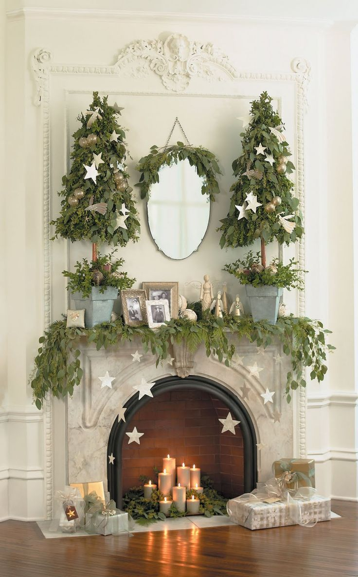 5 christmas home decorating trends decoholic for Latest trends in home decor 2015