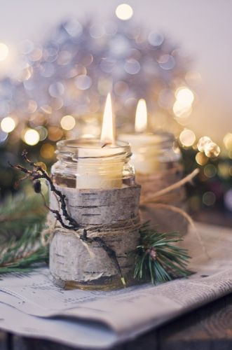 Christmas Home Decorating Trends country 8