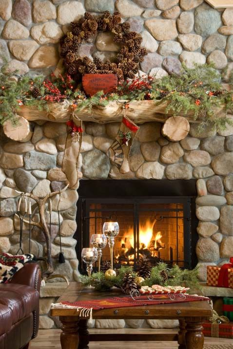 Christmas Home Decorating Trends country 9