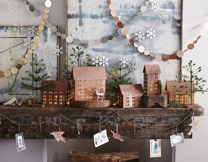 5 Christmas Home Decorating Trends - Decoholic