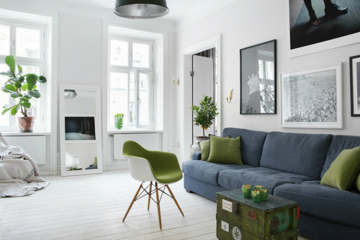 Casual Style Interior At Its Best