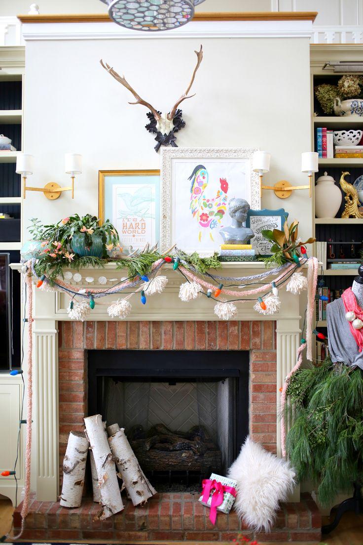 11 Christmas Home Decorating Styles (70 Pics) - Decoholic