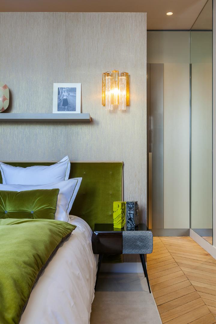 elegant and dramatic interior design ideas by Gerard Faivre Paris 26