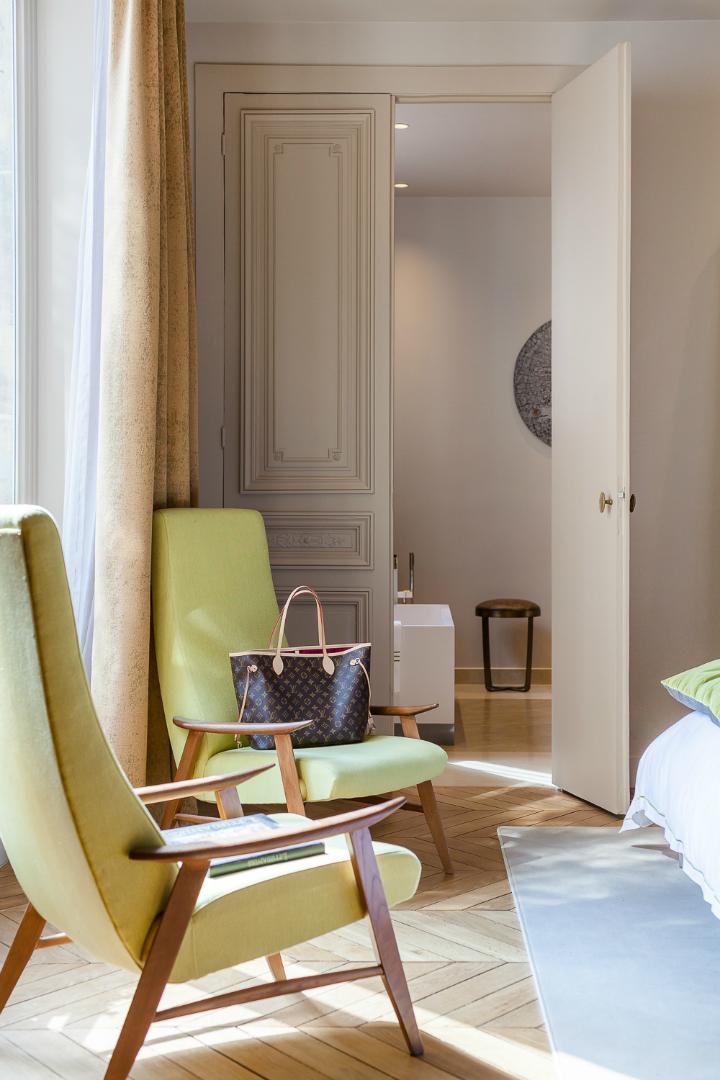elegant and dramatic interior design ideas by Gerard Faivre Paris 27