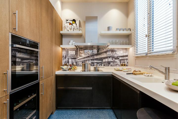 elegant and dramatic interior design ideas by Gerard Faivre Paris 33