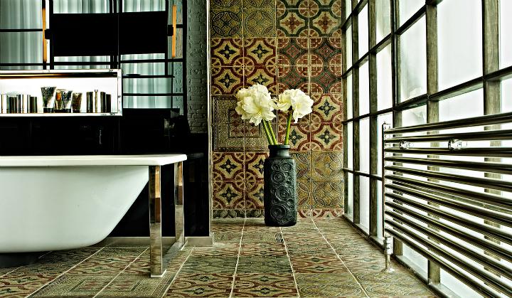 artistic loft interior by A+Z Design Studio 5