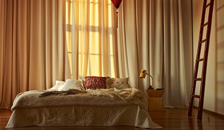artistic loft interior by A+Z Design Studio 6