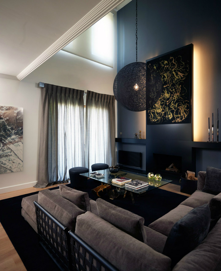 Family Home With A Masculine Touch 2