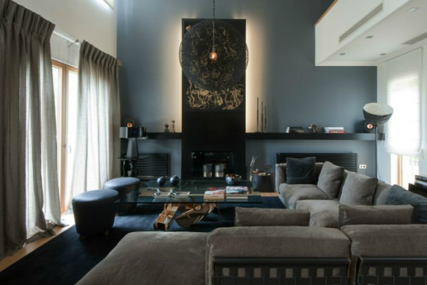 Family Home With A Masculine Touch
