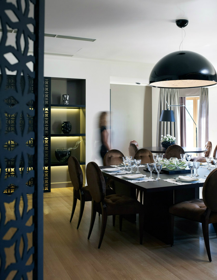 Family Home With A Masculine Touch 8