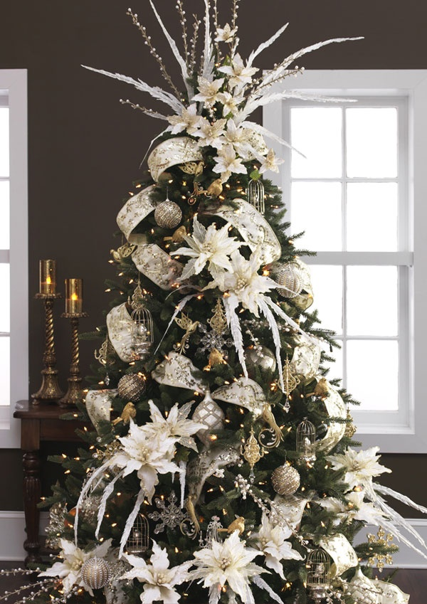 Glamour Christmas Tree