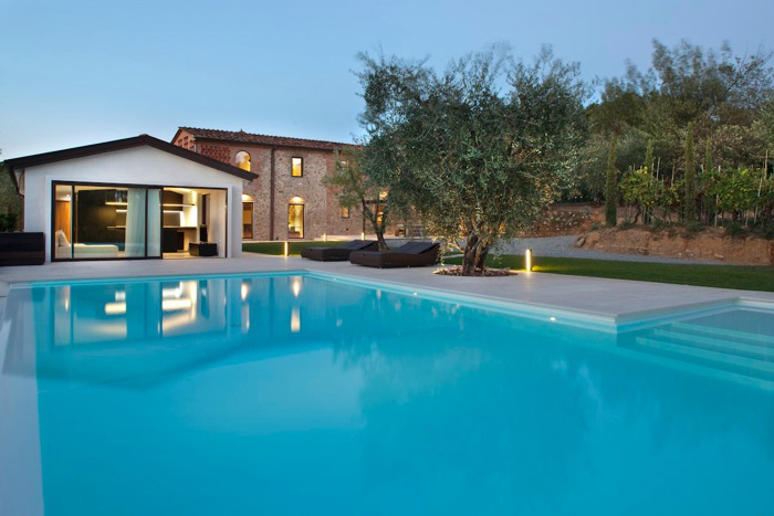 Italian Modern Country House 10