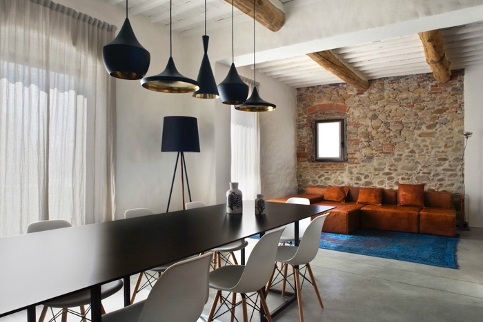 Italian Modern Country House 5