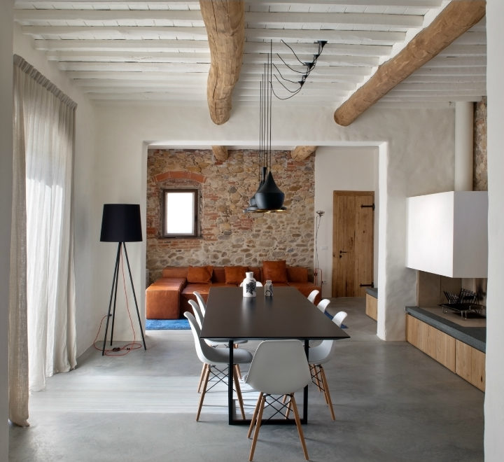 Italian Modern Country House