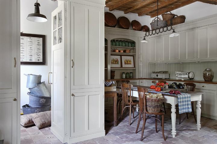 Shabby-Chic Modern Rustic Interior 10