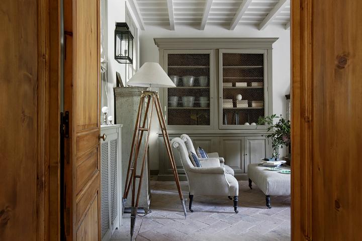 Shabby-Chic Modern Rustic Interior 2