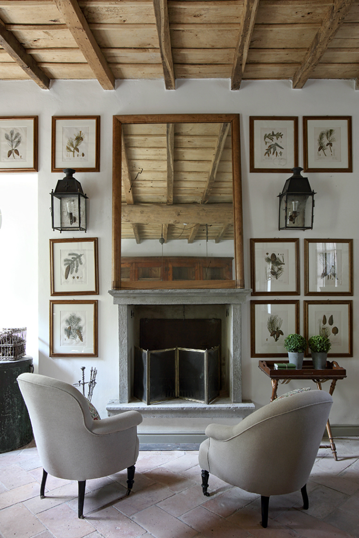 Shabby-Chic Modern Rustic Interior 4