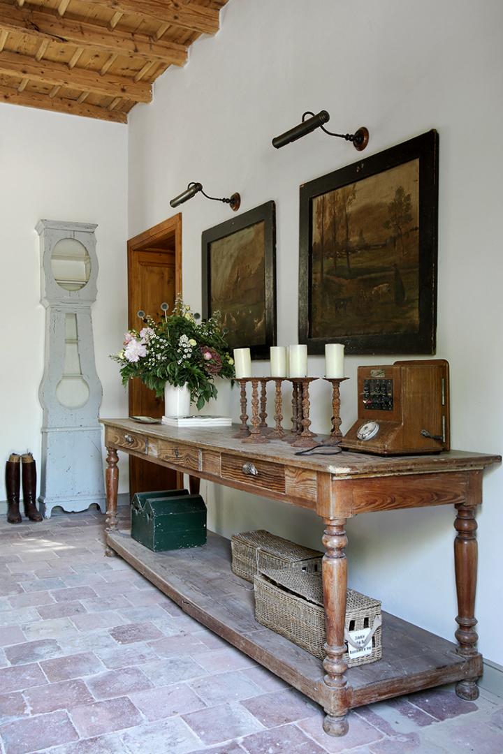 Shabby-Chic Modern Rustic Interior 6