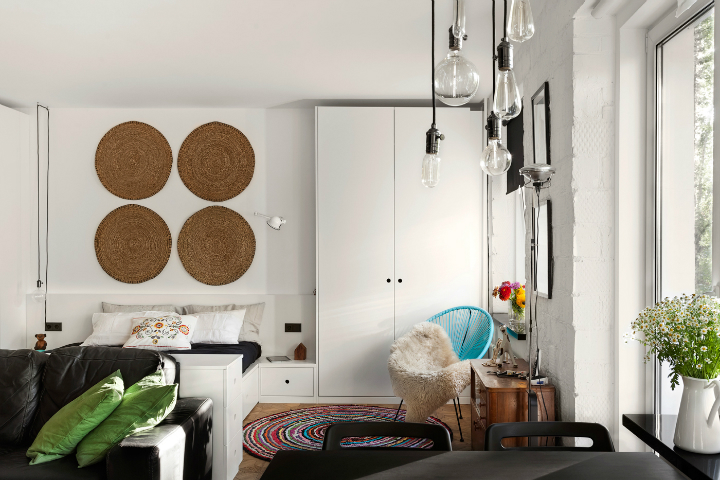 Small Spaces Make Big Impressions 2