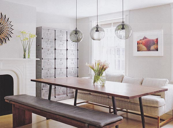 Sophisticated Interiors That Are Enlivened With a Fresh Mixture Of Pattern by Christine Markatos 12