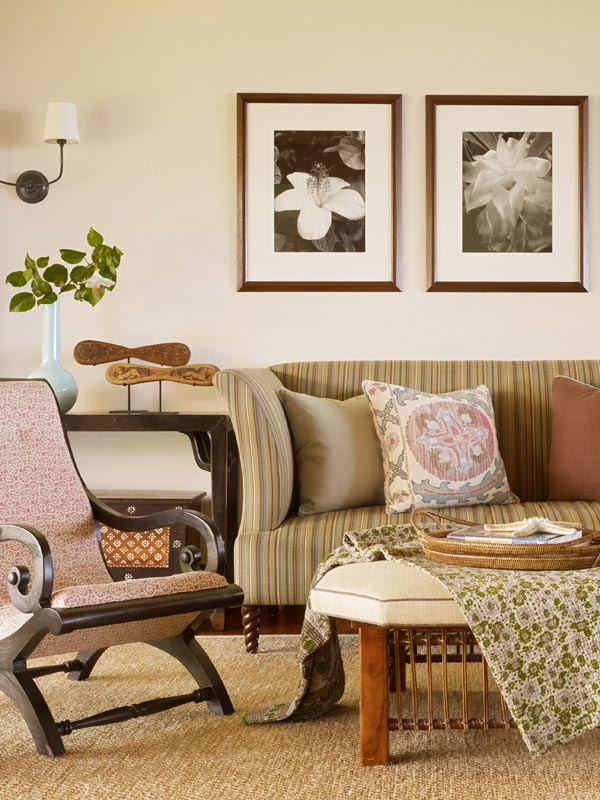 Sophisticated Interiors That Are Enlivened With a Fresh Mixture Of Pattern by Christine Markatos 22