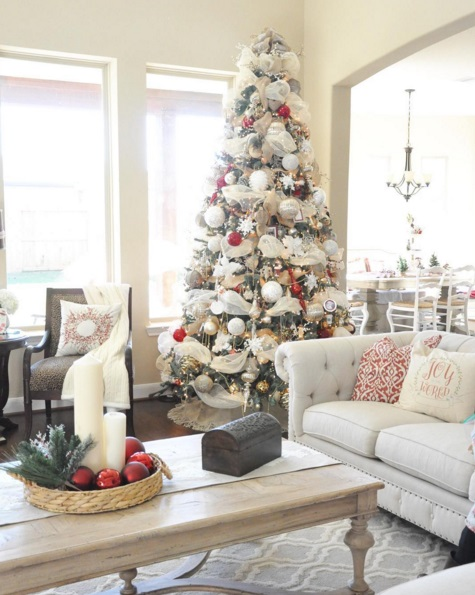 Best Christmas Trees We've Seen On Instagram 2