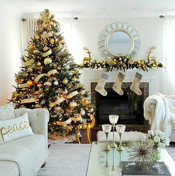 Best Christmas Trees.11 Best Christmas Trees We Ve Seen On Instagram Decoholic