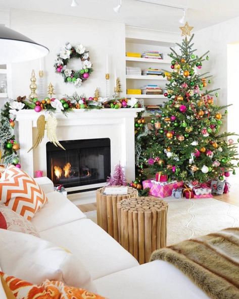 Best Christmas Trees We've Seen On Instagram 8