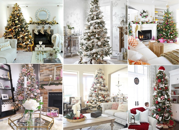 Best Christmas Trees We've Seen On Instagram 11