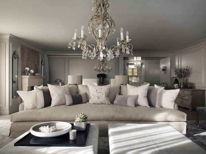 10 chalet chic living room ideas for ultimate luxury and for Chic living room ideas