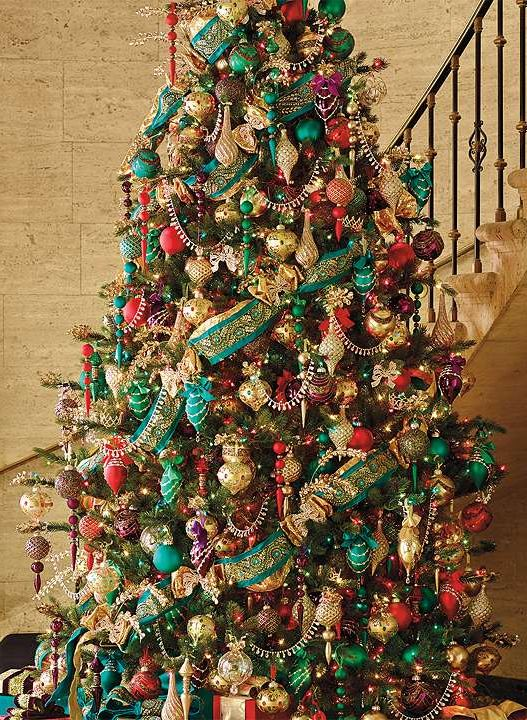 Christmas elegant decorating ideas 4