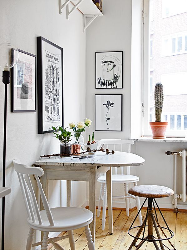 kitchen tables for small kitchens 10 stylish table eat in small kitchen ideas decoholic 256