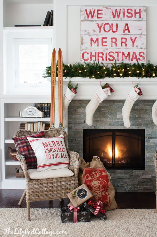 10 1 Christmas Home Decorating Styles 70 Pics Decoholic