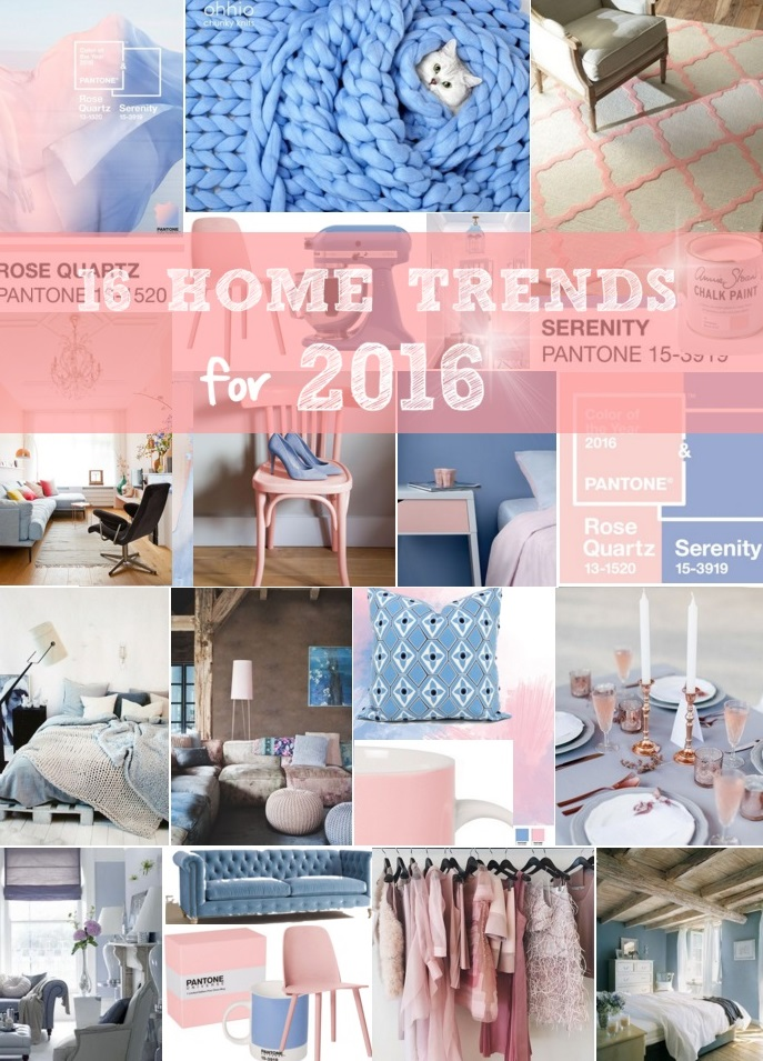 16 home trends for 2016 - Home Decor 2016