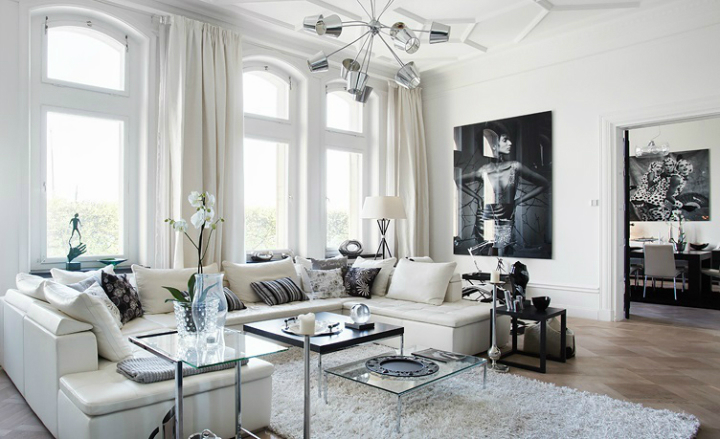 Designing Space With The Versatility Of White 2
