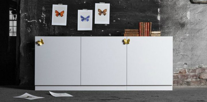 IKEA Hack: Fronts Handles and Tops That Fit Ikea's Cabinets