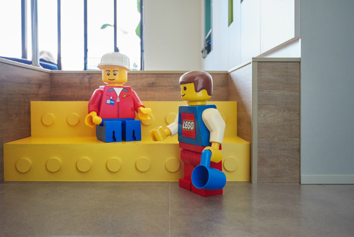 The LEGO Dream Home 11
