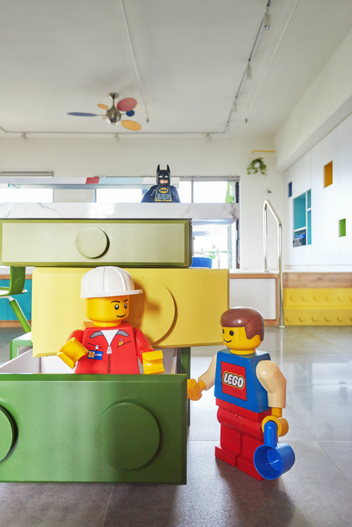 The LEGO Dream Home 12