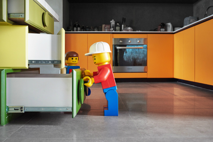 The LEGO Dream Home 13