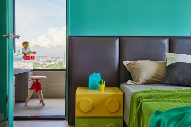 The LEGO Dream Home 9