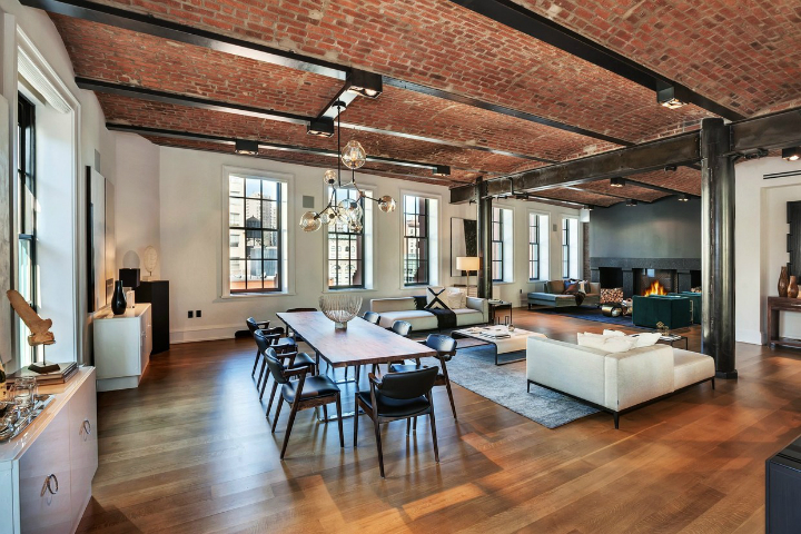 $18,500,000 Luxury Loft In Soho 3