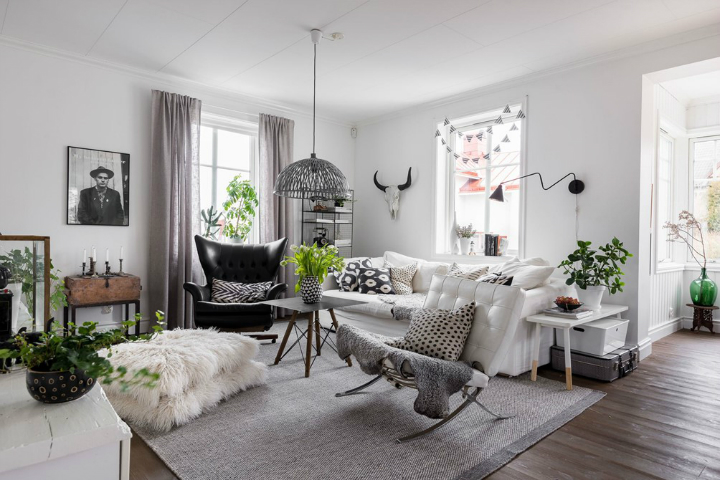 Scandinavian Interior With Character 10