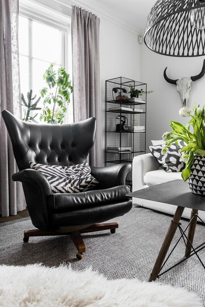 Scandinavian Interior With Character 11