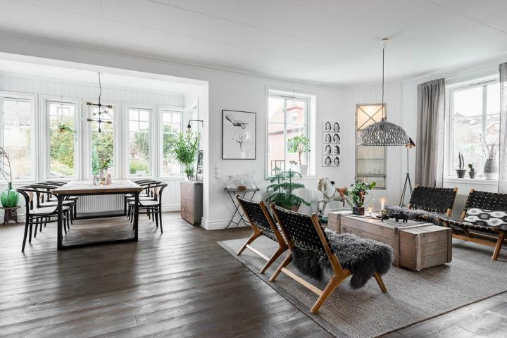 Scandinavian Interior With Character 2