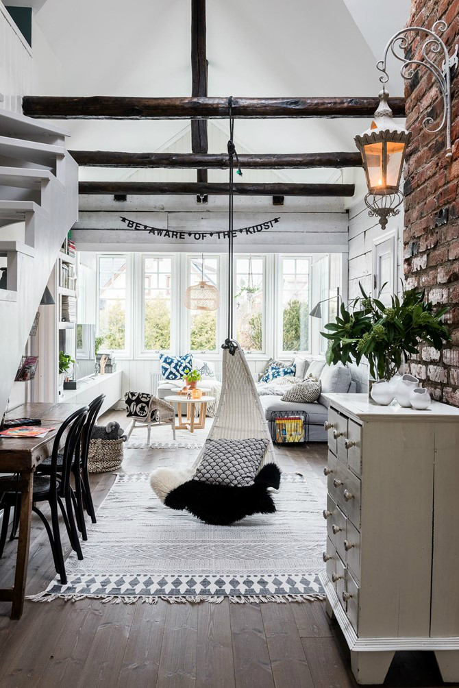 Scandinavian Interior With Character 22