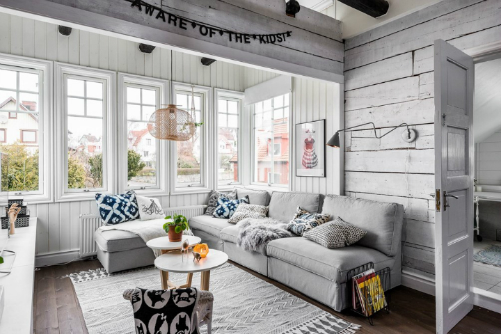 Scandinavian Interior With Character 23