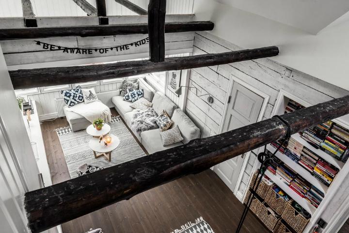 Scandinavian Interior With Character 25